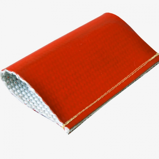 high temperature resistant fire sleeve velcro,velcro cable sleeve